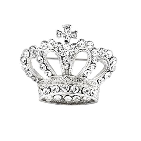 crown brooch for sale