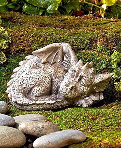 Dragon Garden Ornament For In Uk, Stone Dragon Garden Ornaments Uk
