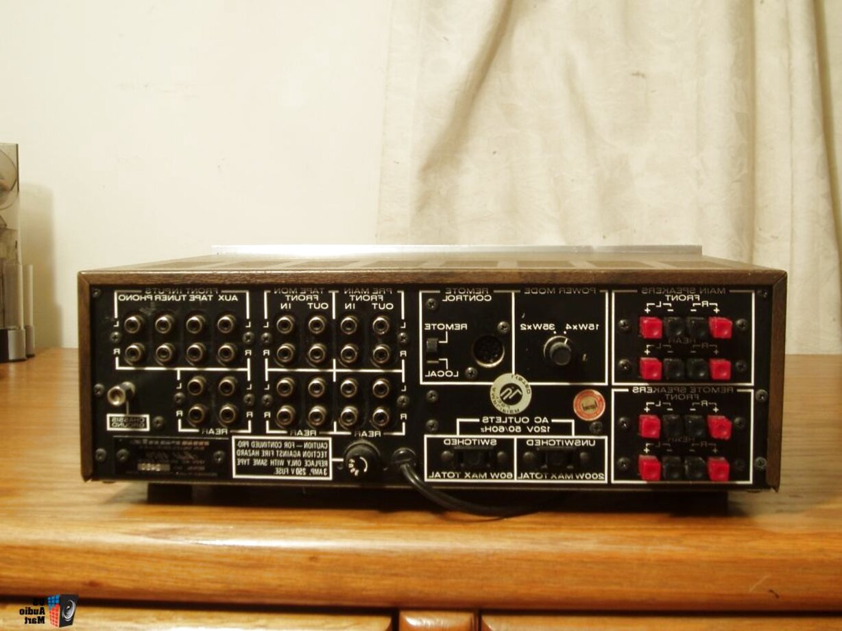 quadraphonic amplifier for sale