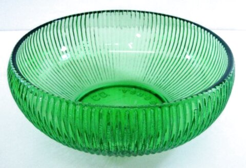 green glass bowls for sale