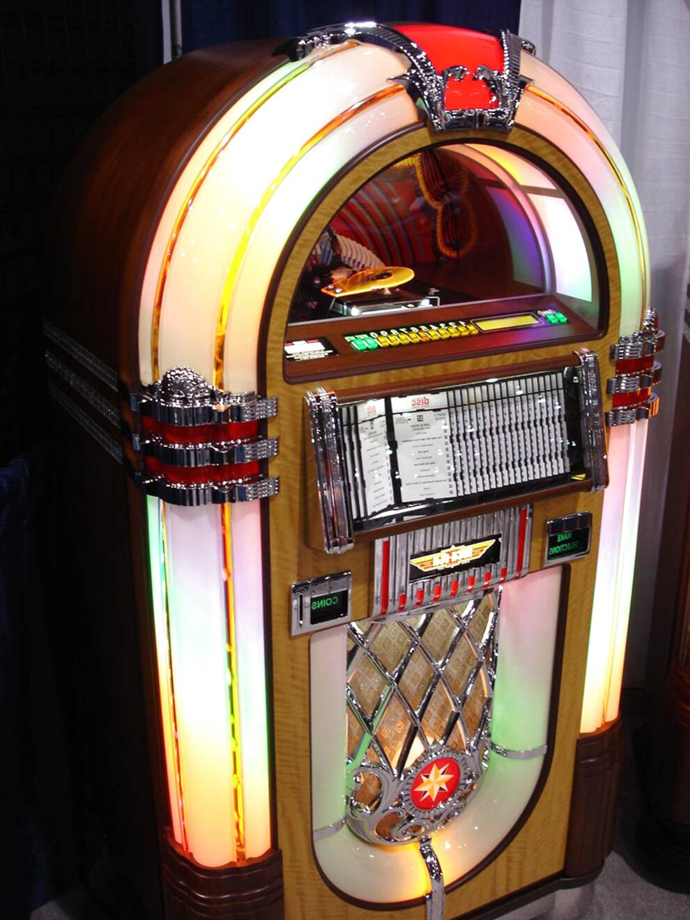 Bubbler Jukebox for sale in UK   48 used Bubbler Jukeboxs