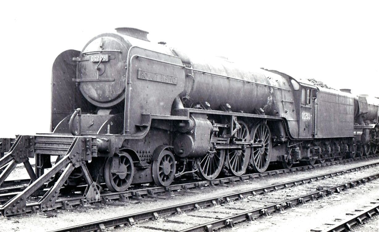 a2 locomotives for sale
