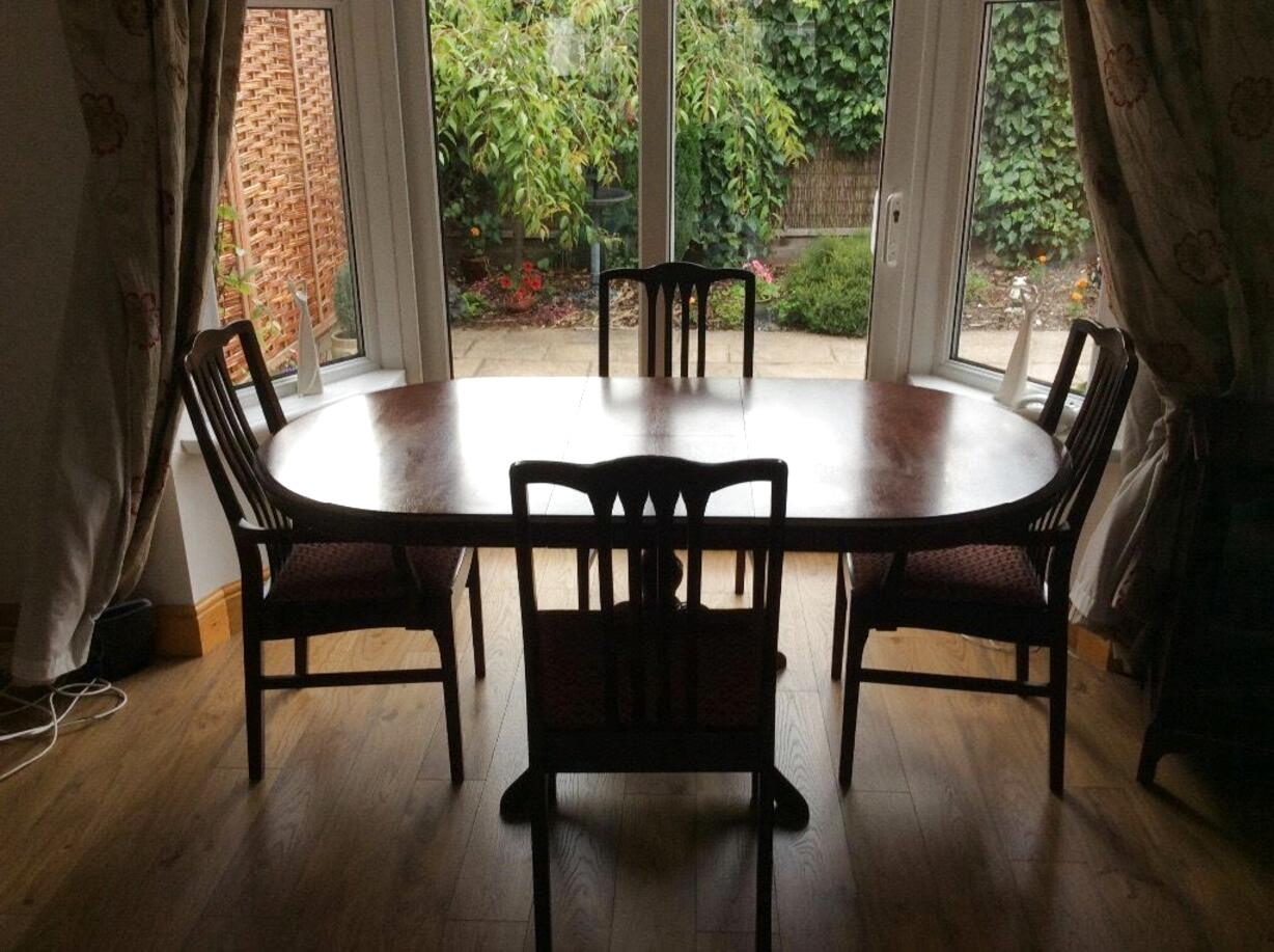 stag dining room chairs for sale