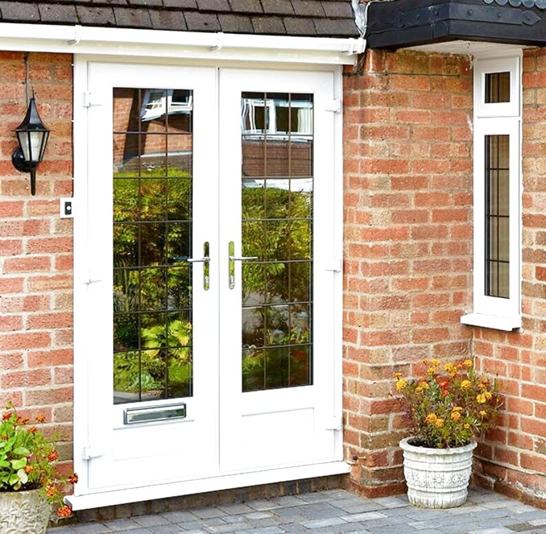 upvc external french doors for sale