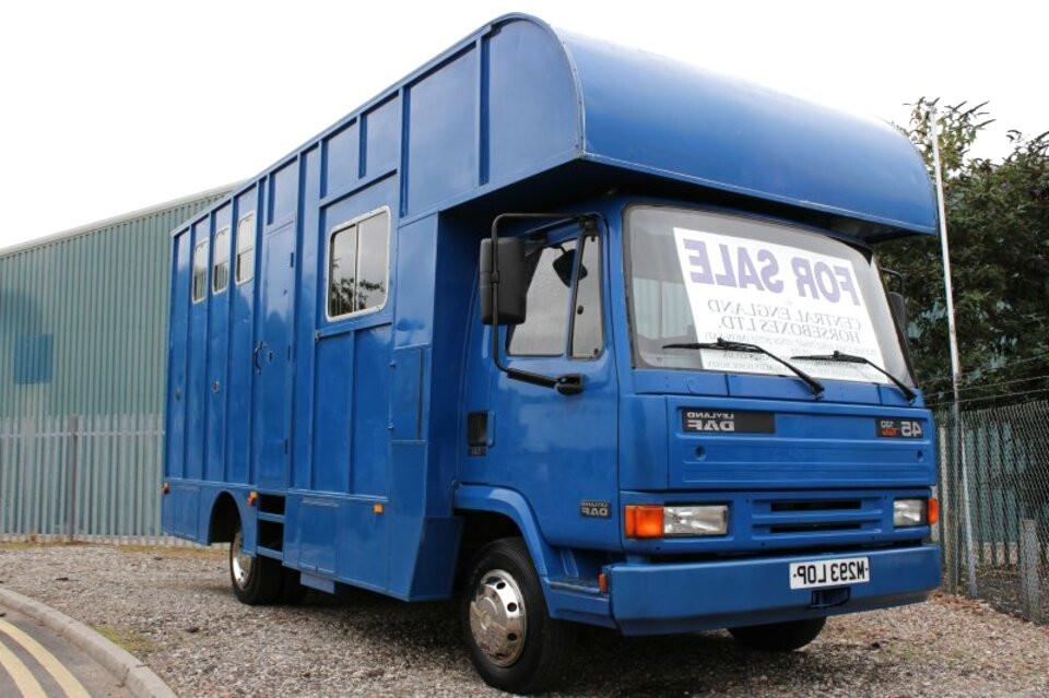 daf horse lorry for sale