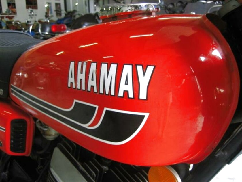 yamaha rd 350 fuel tank for sale