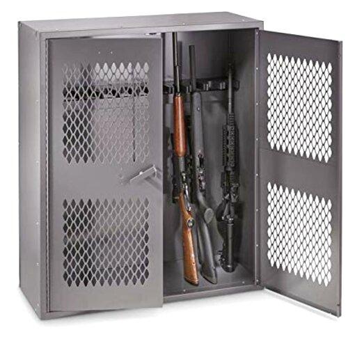 metal gun cabinet for sale