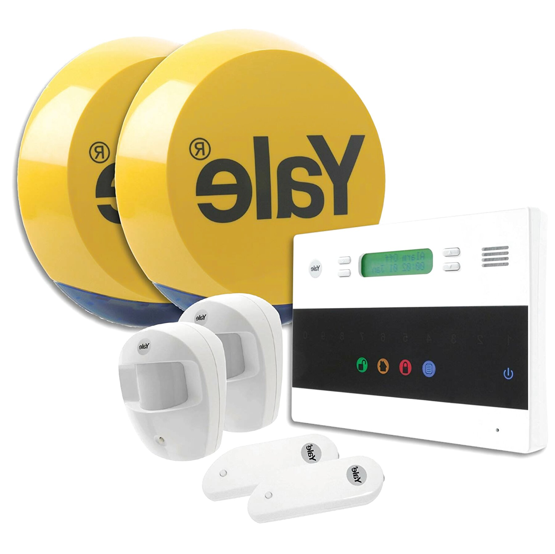 yale alarm system for sale