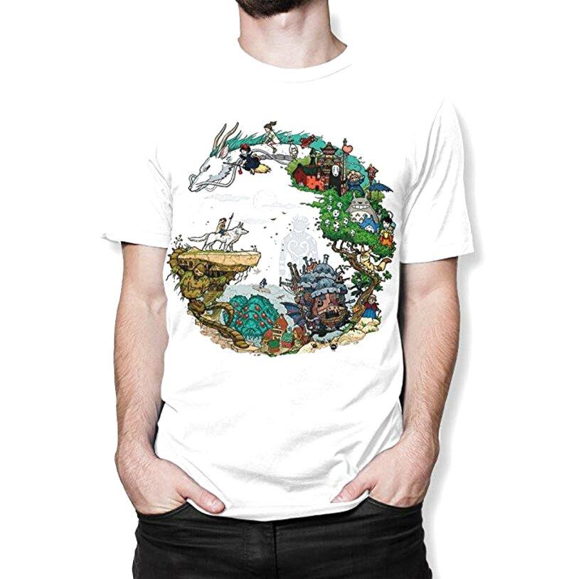 ghibli t shirt for sale