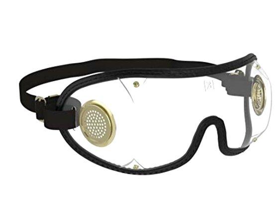 Unisex Grand National Jockey Goggles Horse Racing Fancy Dress Eyewear