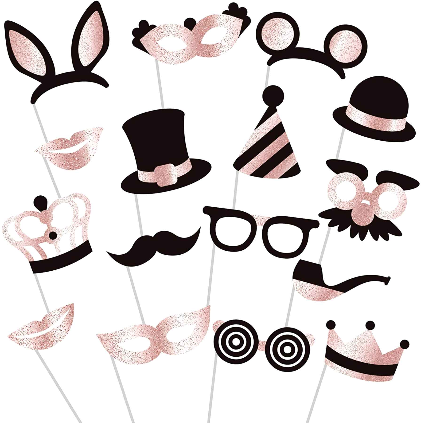 photo booth props for sale