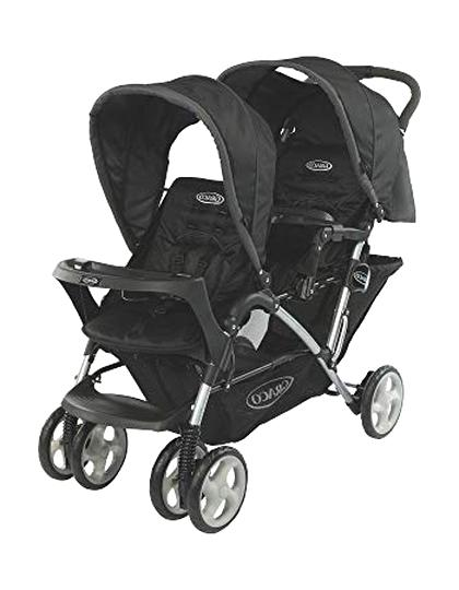 graco double pushchair for sale