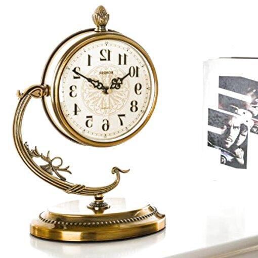 antique desk clocks for sale