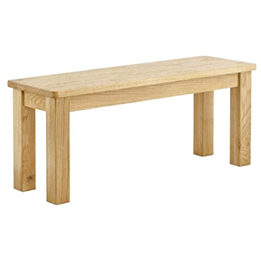 oak dining bench for sale