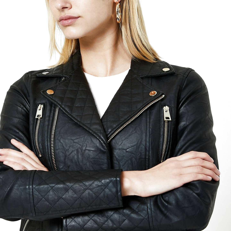 river island biker jacket for sale