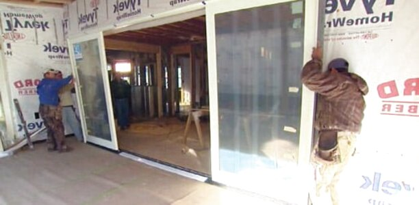 exterior sliding doors for sale