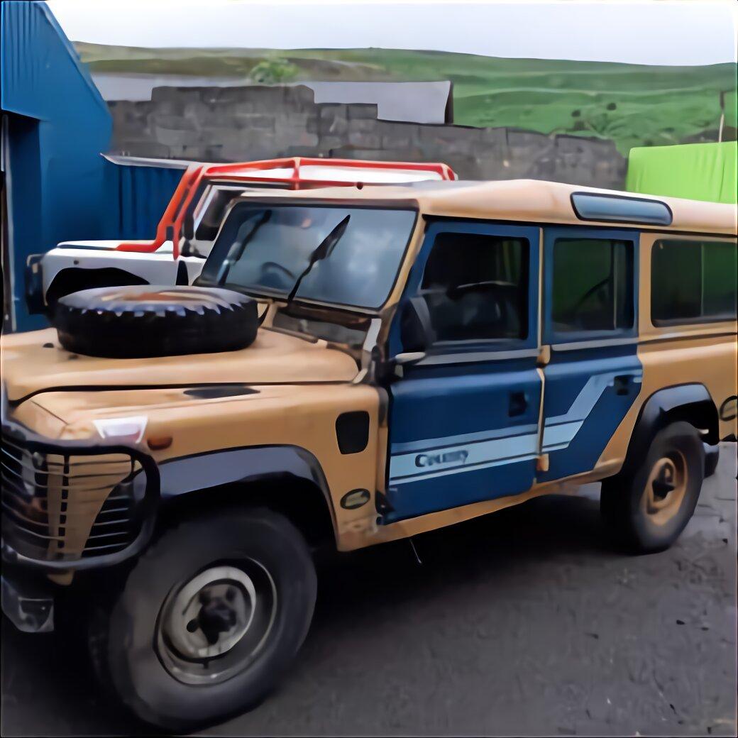 Land Rover Defender Winch Bumper for sale in UK