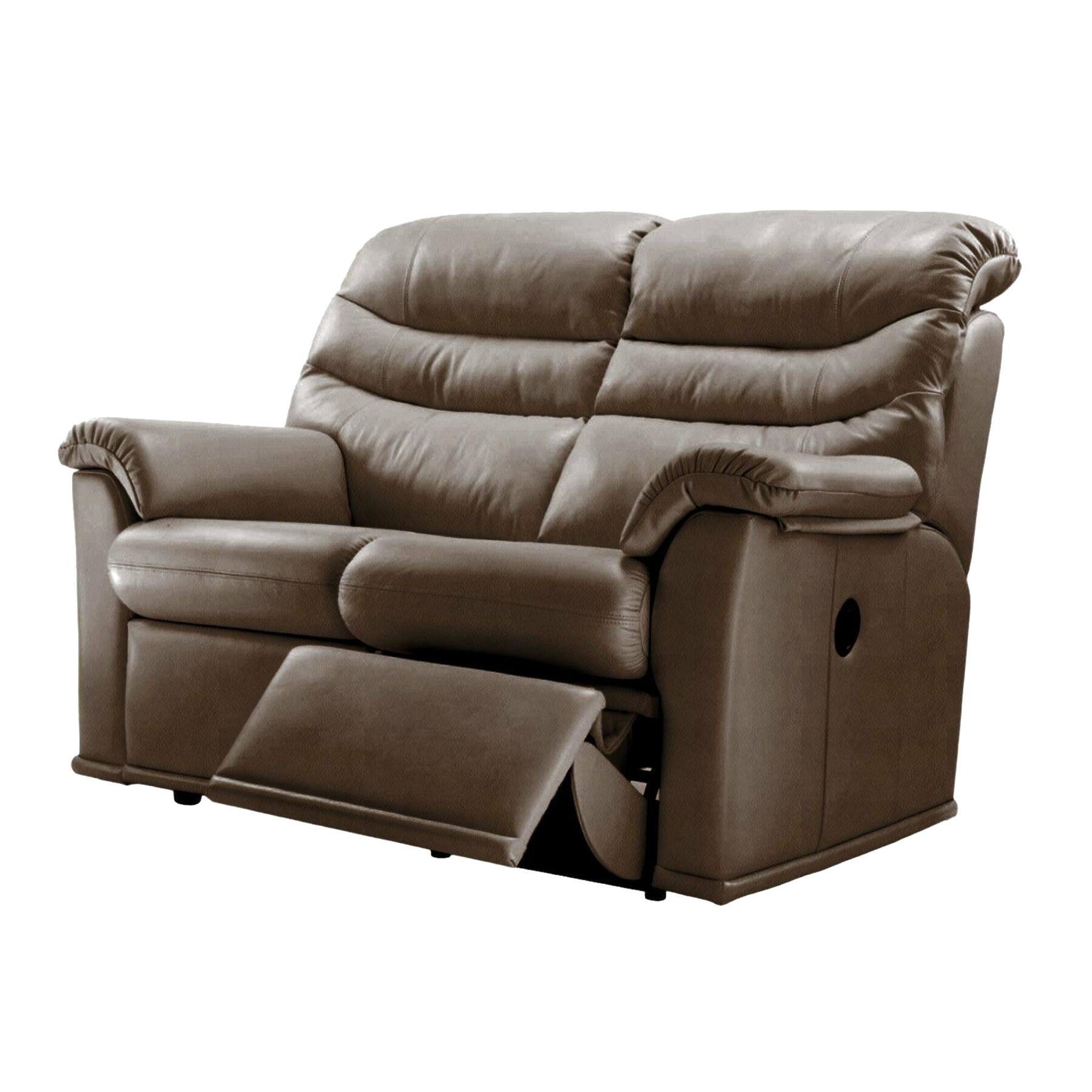 g plan recliner leather for sale