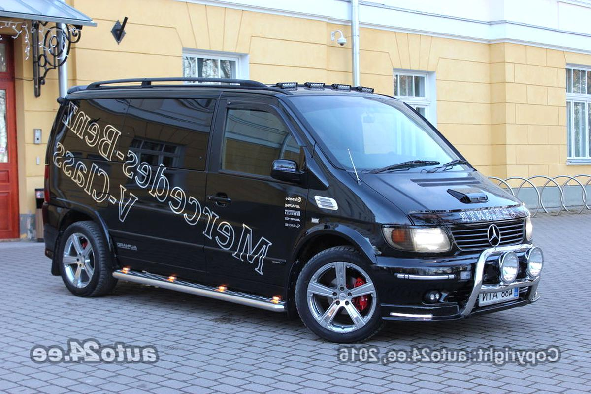 v class ambiente for sale
