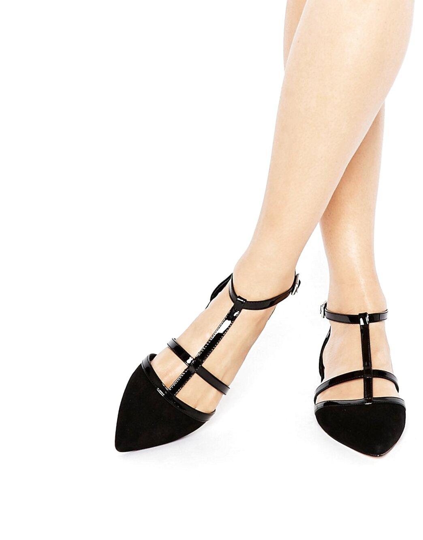 t bar shoes kurt geiger for sale