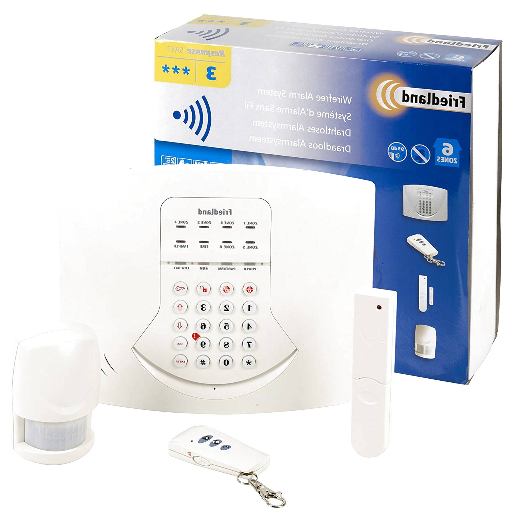 response wireless alarm system for sale