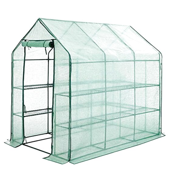 walk plastic greenhouses for sale