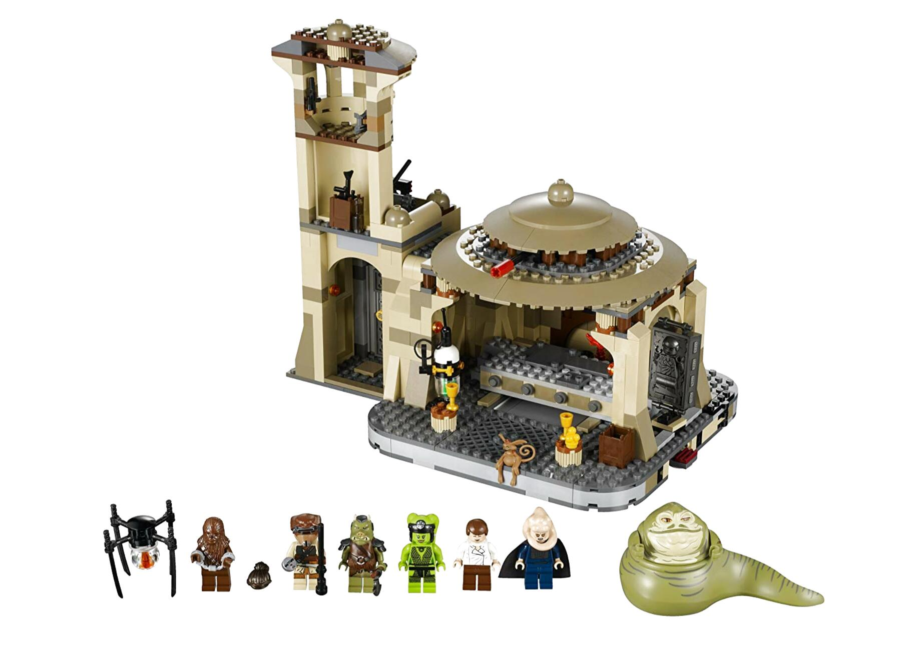 jabba palace lego for sale