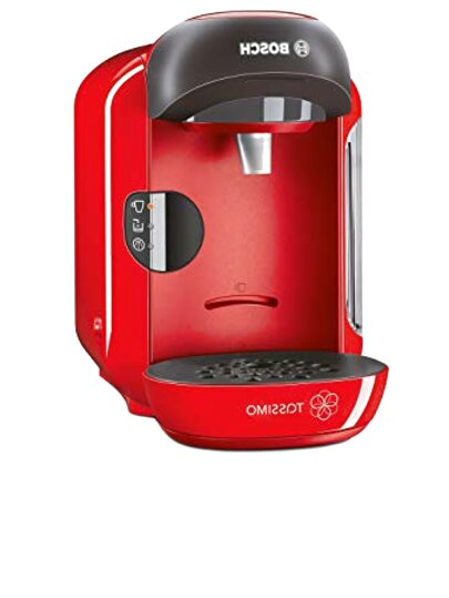 tassimo coffee machine red for sale