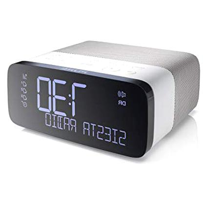 dab radio alarm clock for sale