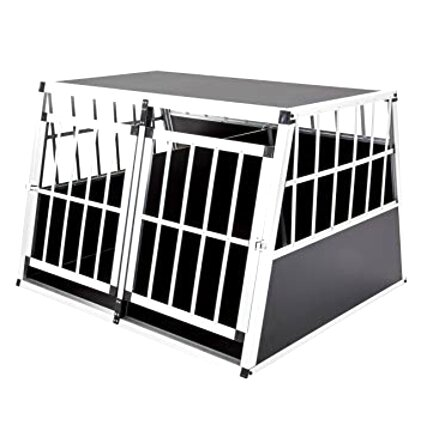 aluminium dog crate for sale