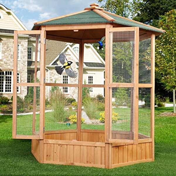 outdoor aviary for sale
