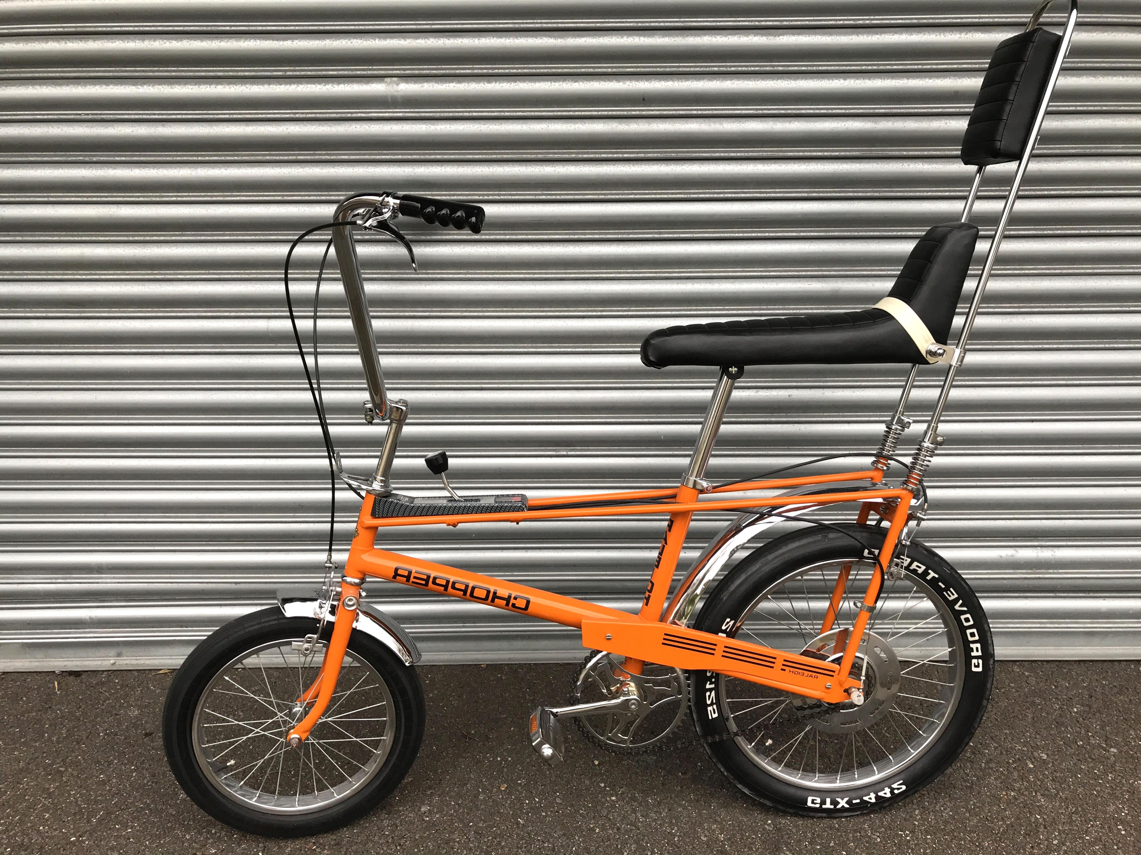 Raleigh Chopper Mk1 For Sale In Uk View 83 Bargains