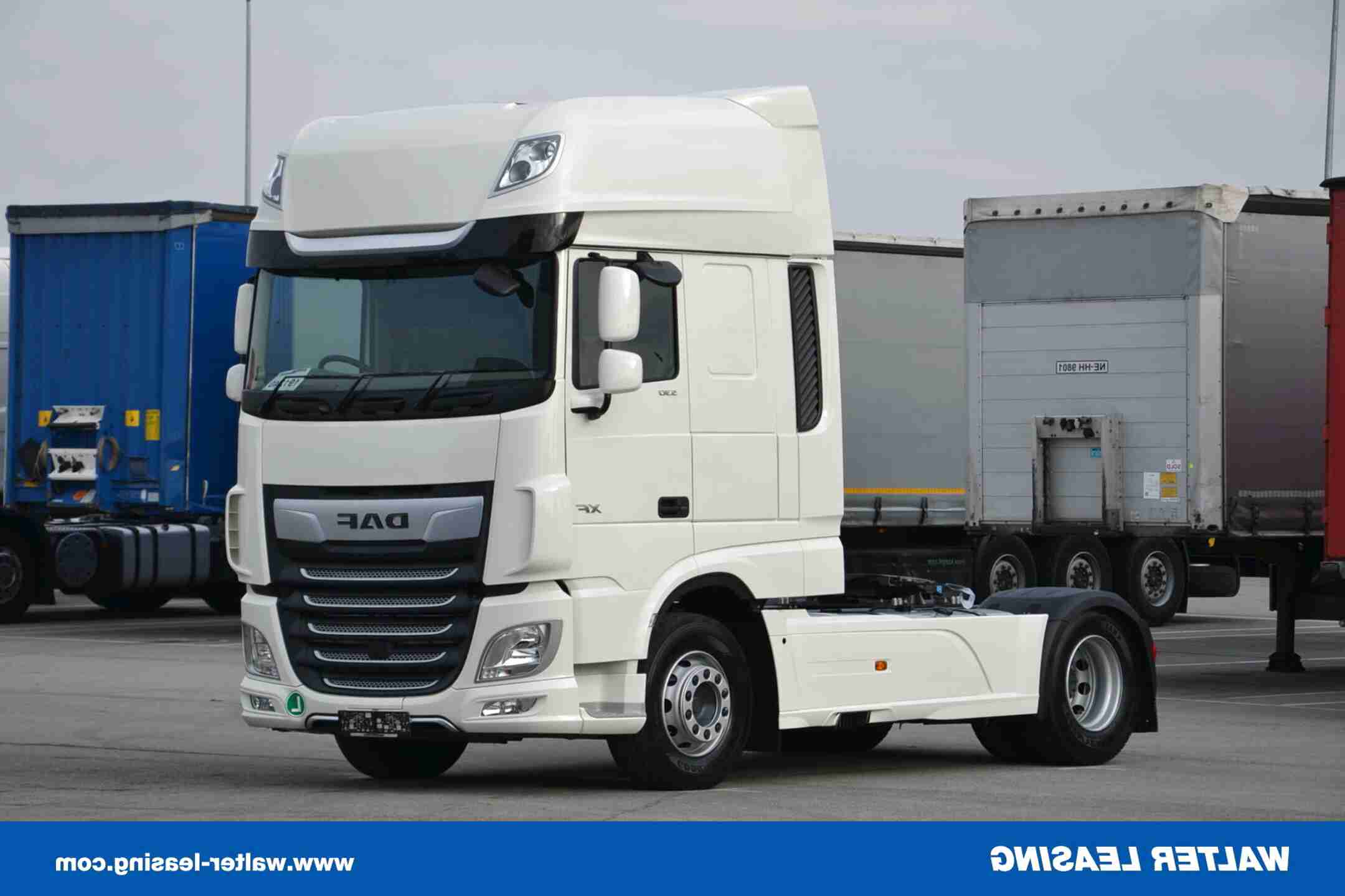 daf tractor unit for sale