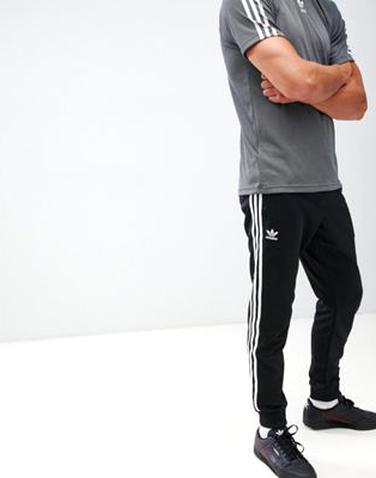 Roux Calificación Orbita  Mens Adidas Originals Joggers for sale in UK