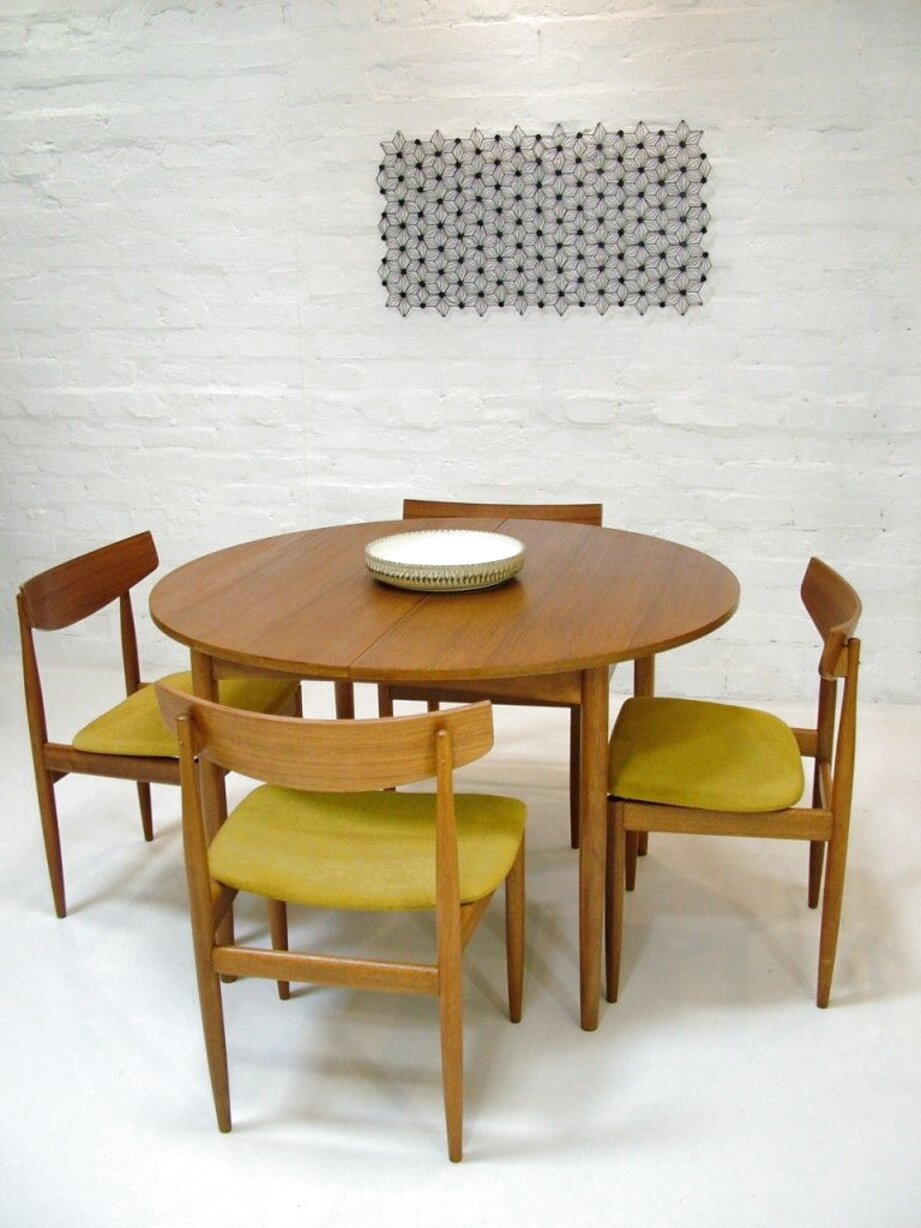 g plan table chairs for sale