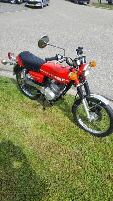 yamaha rd 50 for sale