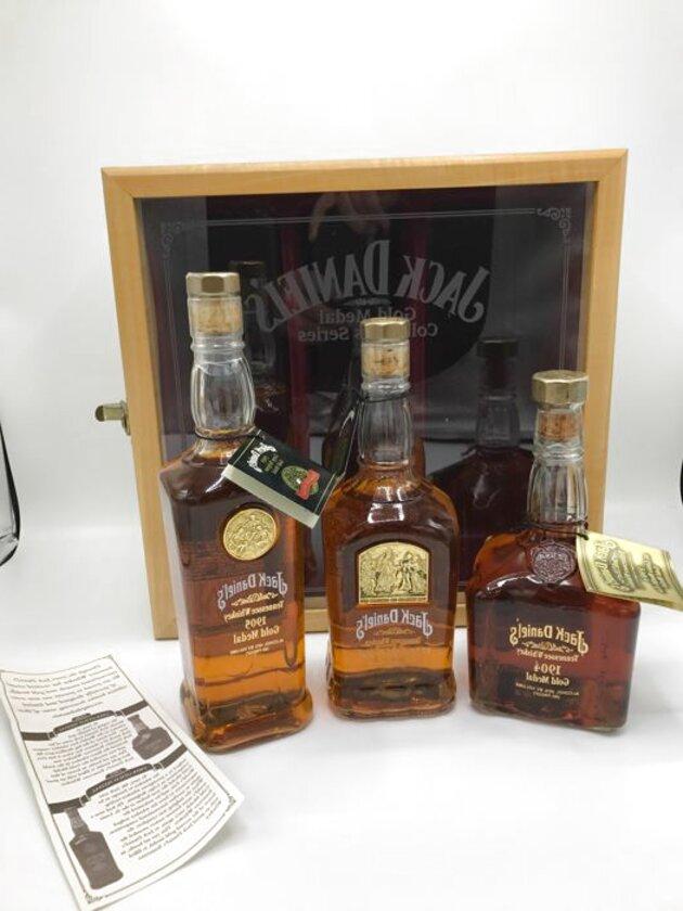jack daniels collectors for sale