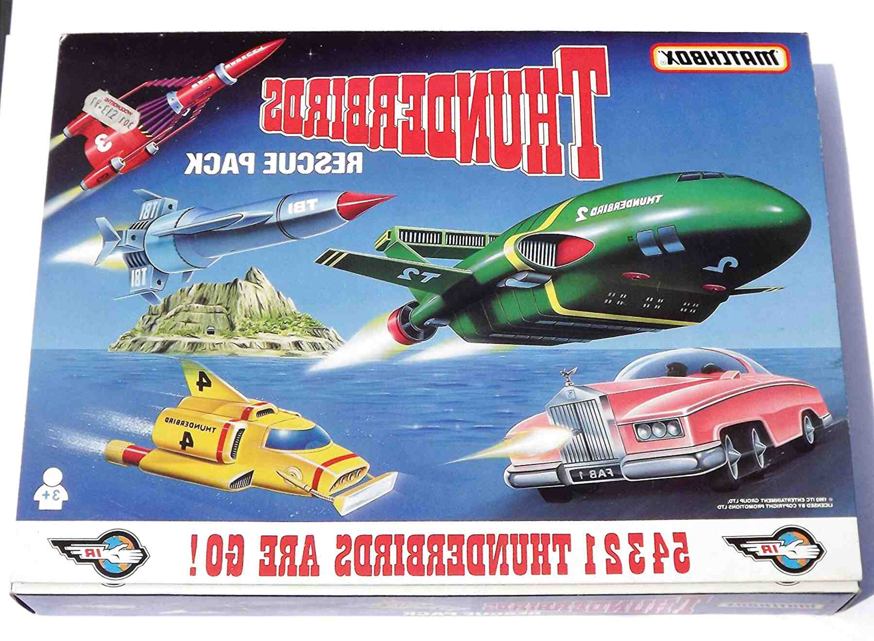 matchbox thunderbirds for sale