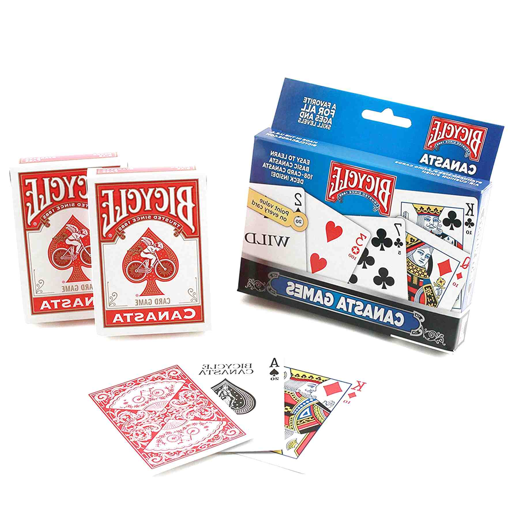 Canasta Playing Cards For Sale In UK