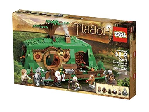 LEGO 79007 79017 Great Eagle Gwaihir The Windlord From The Hobbit Set