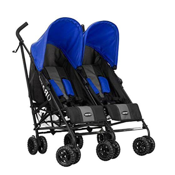 o baby double pushchair for sale