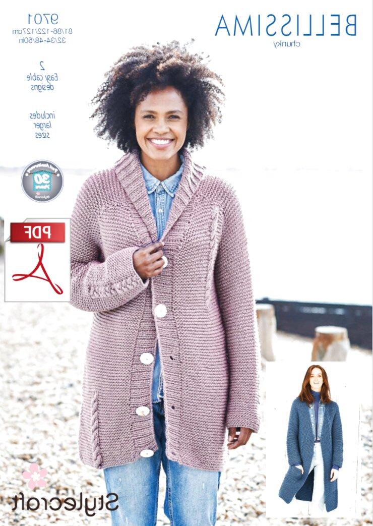 stylecraft chunky knitting patterns for sale