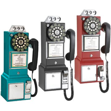 retro pay phone for sale