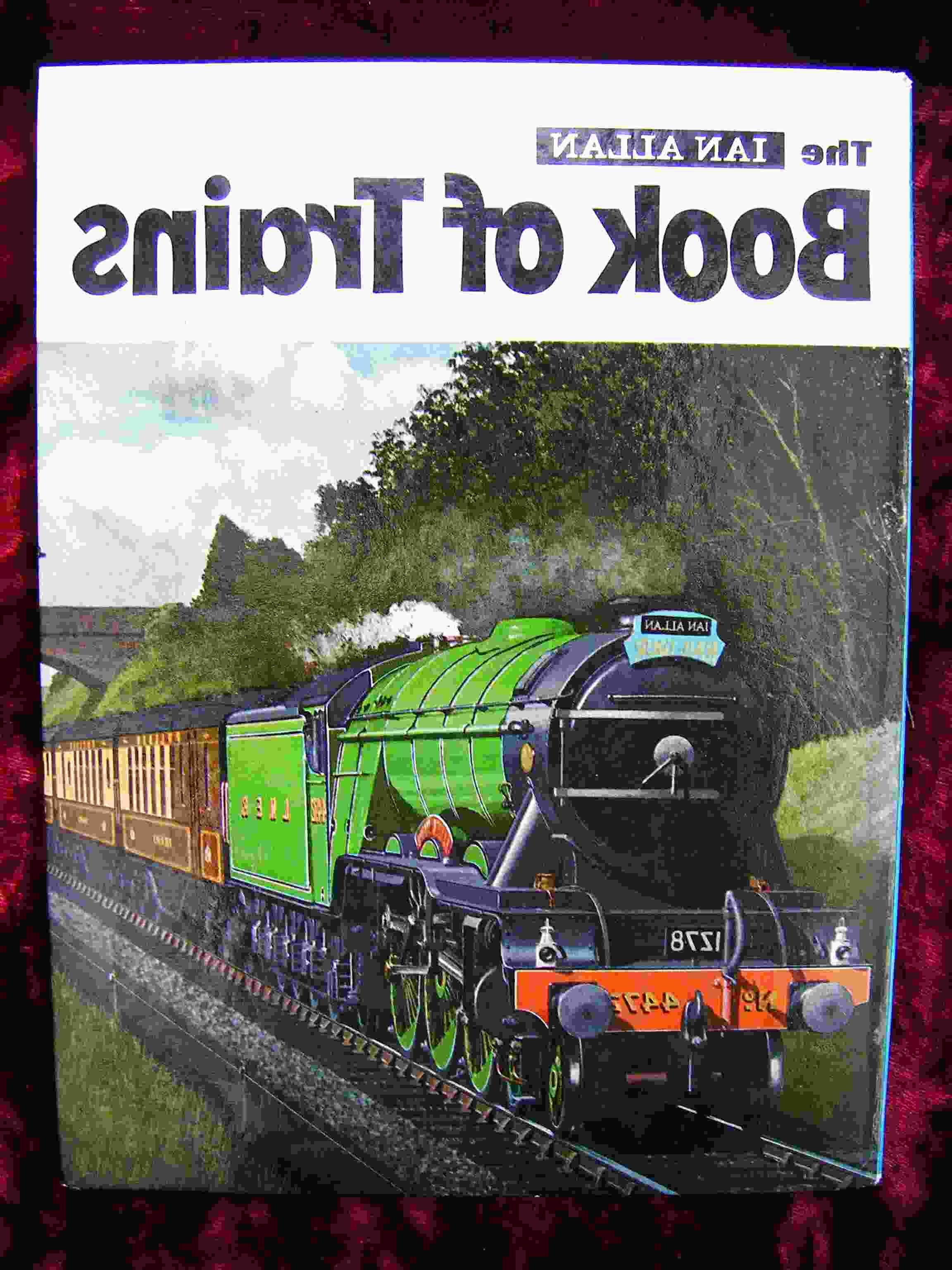 ian allan railway books for sale