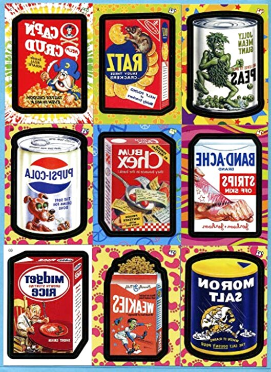 wacky packages for sale
