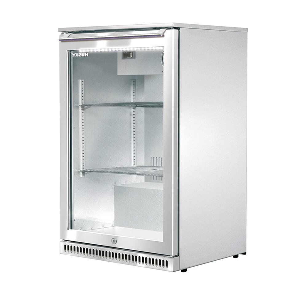 glass fridges for sale