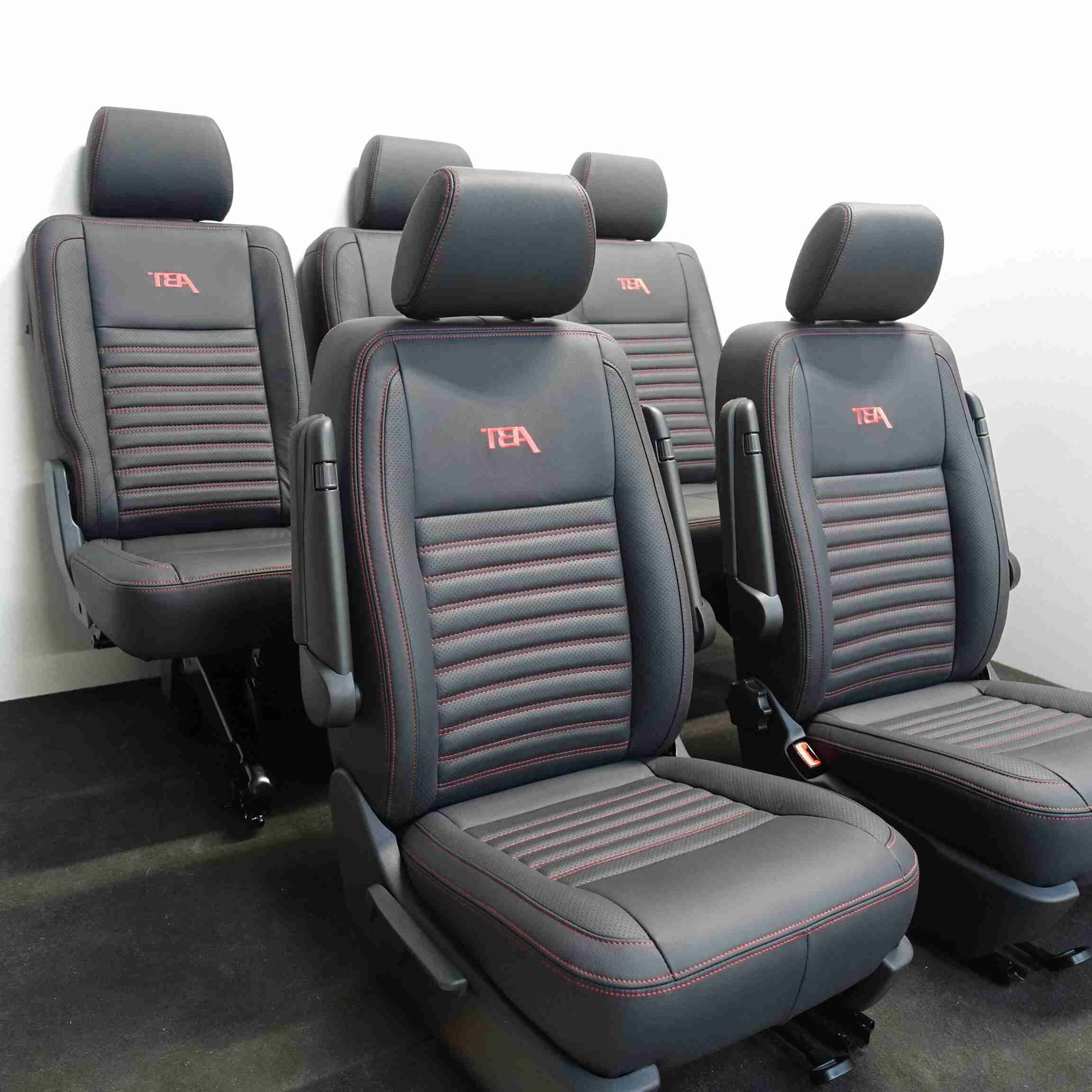 vw transporter leather seats for sale