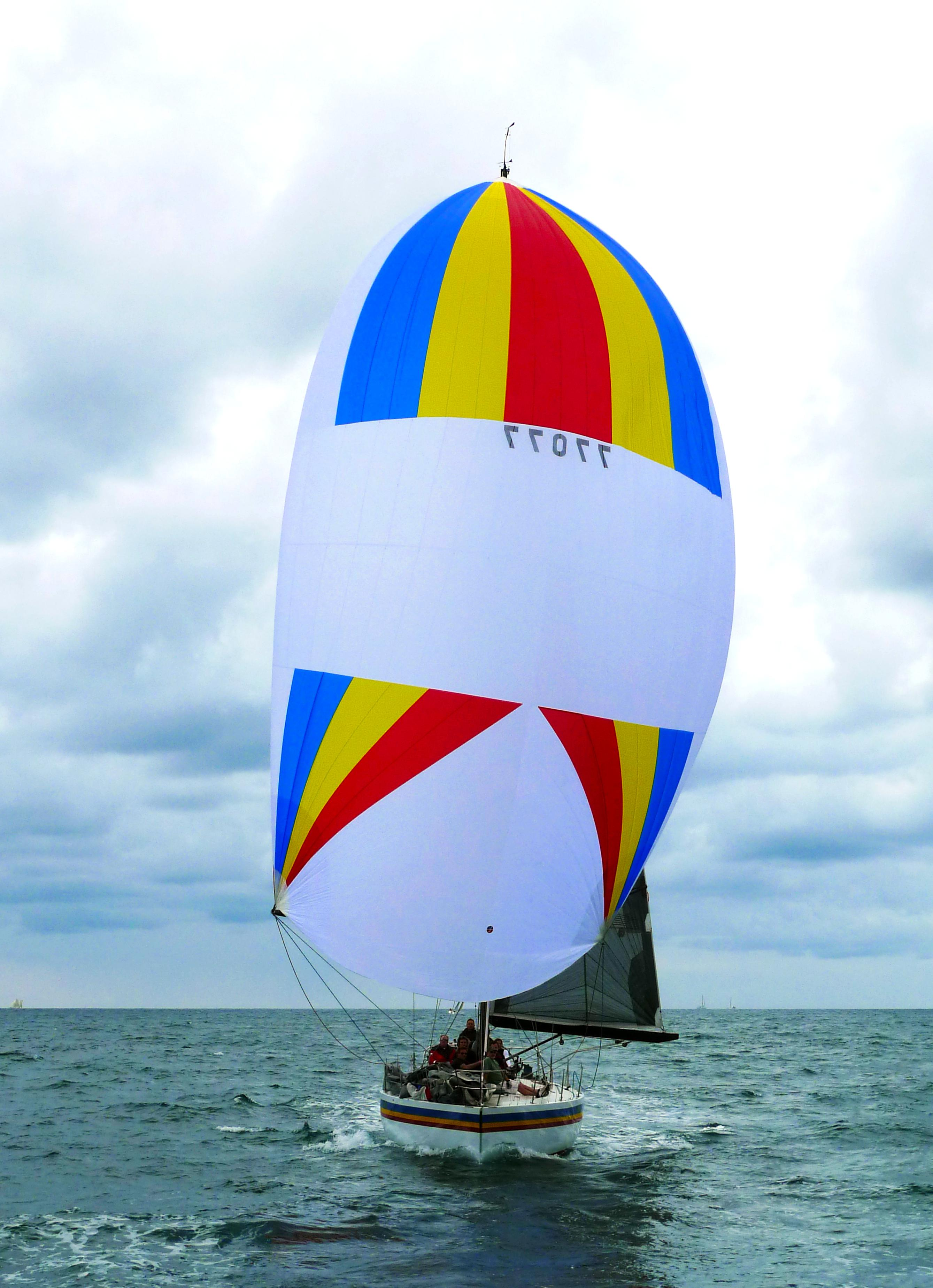 yacht spinnaker sail for sale