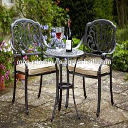 cast iron garden furniture for sale