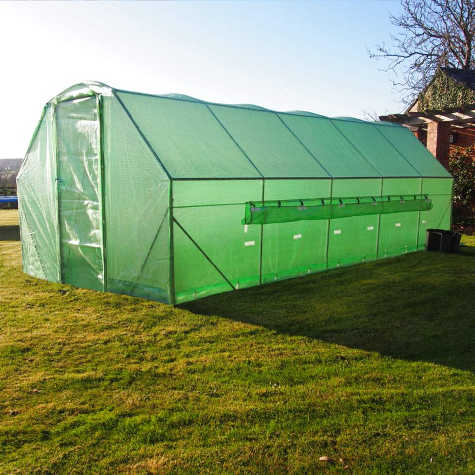 greenhouse polytunnel for sale